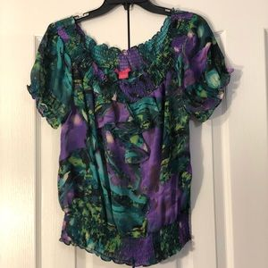 Sunny Leigh Blouse size L